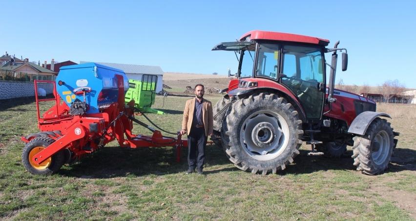 TKDK'dan çiftçiye tarım teknolojisi desteği