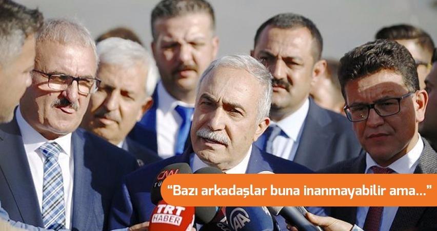 Türkiye hayvancılık ve gıdada üs haline gelecek