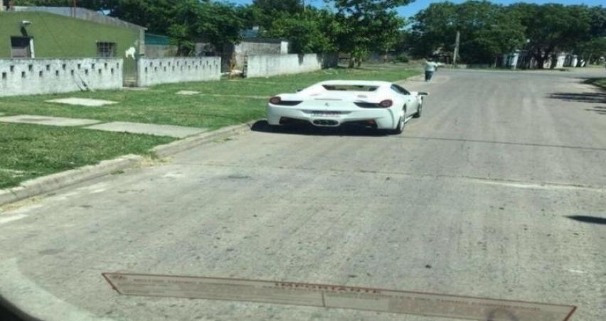 Mehmet Aydın Uruguay'da Ferrari, malikane ve yat almış!