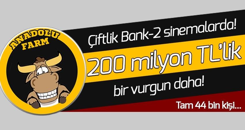 İkinci Çiftlik Bank vakası! 'Anadolu Farm' ile 200 milyon TL'lik vurgun