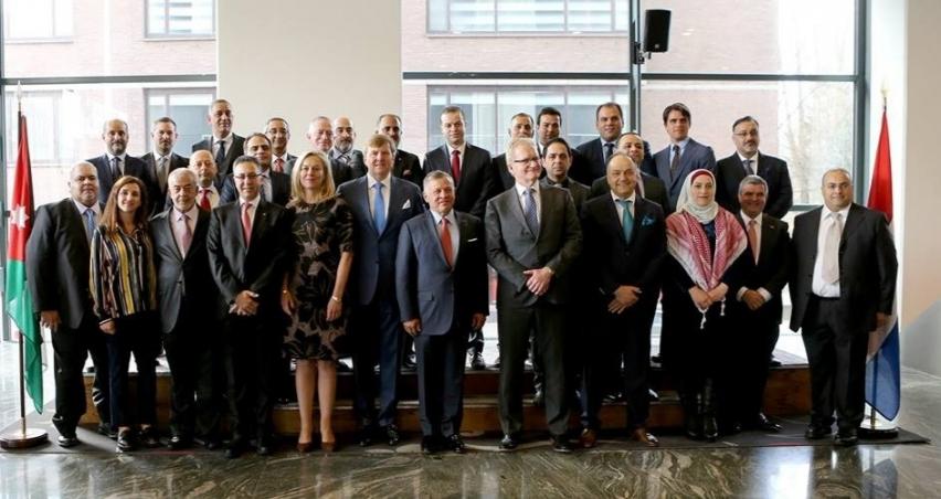 Ürdün ve Hollanda arasında işbirliği