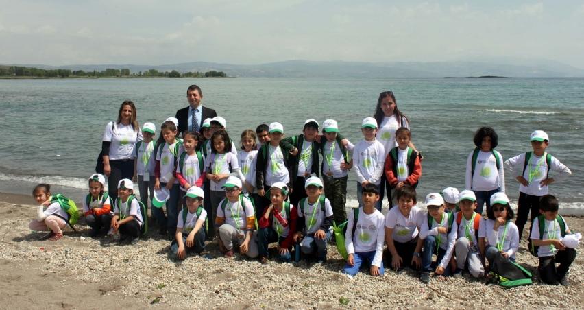 'Lider Çocuk Tarım Kampı' etkinliği düzenlendi