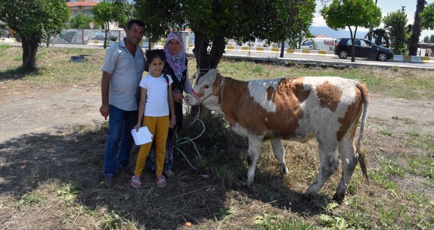 Genç çiftçilere 5 milyon 940 bin lira destek