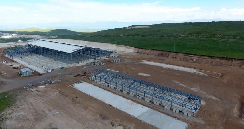 Avrupa'nın en büyük tesisi Erzurum'a yapılıyor