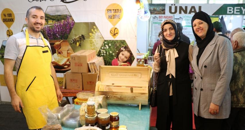Kahramanmaraş Tarım Gıda ve Hayvancılık Fuarı açıldı