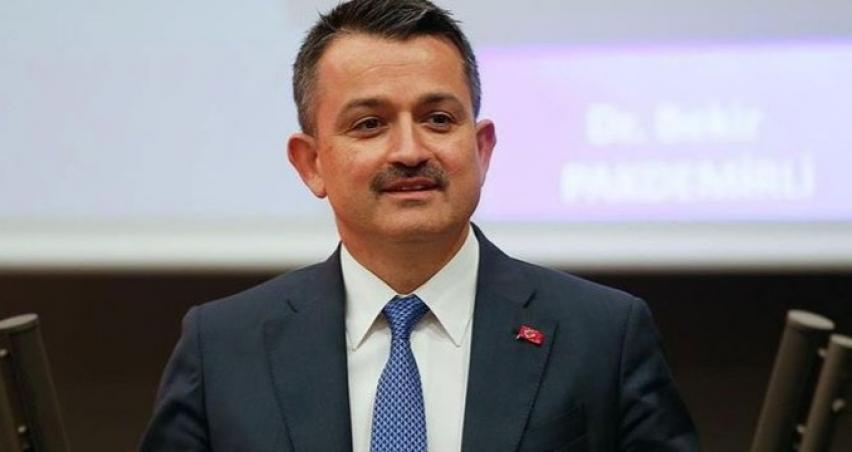 Bakan Pakdemirli ile TOBB başkanı Hisarcıklıoğlu iş birliği protokolü imzaladı
