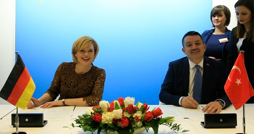 Türkiye ve Almanya arasında kritik anlaşma!