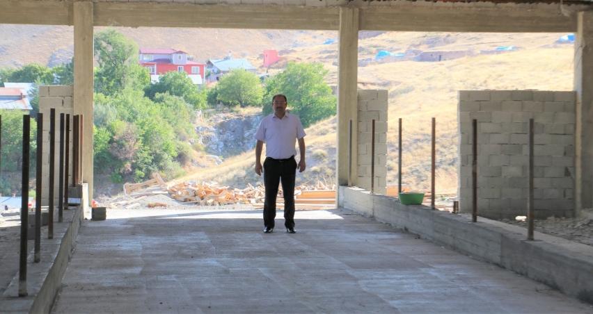 Ahır ve ağıl yapımına yüzde 50 devlet desteği