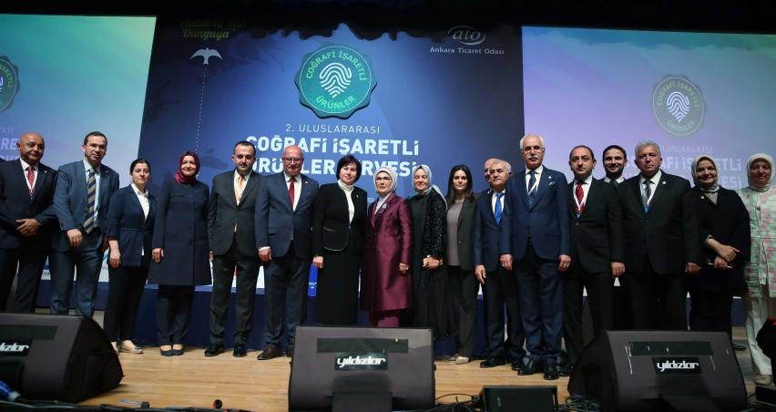 2. Uluslararası Coğrafi İşaretli Ürünler Zirvesi başladı