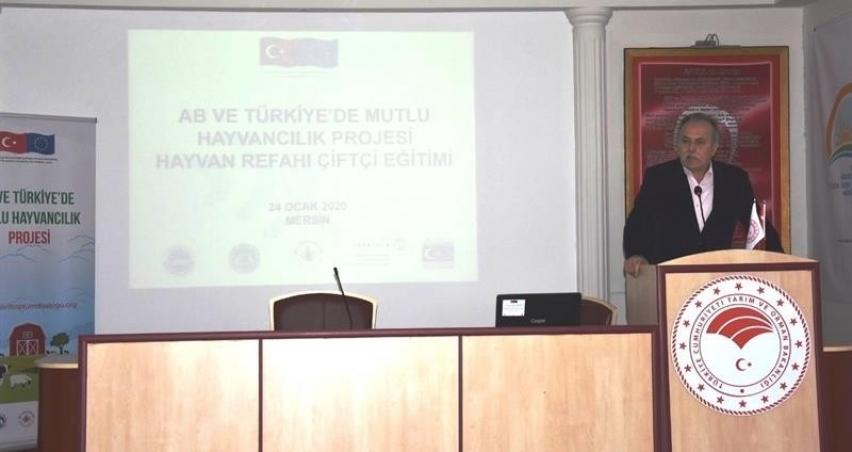 Avrupa Birliği ve Türkiye'de Mutlu Hayvancılık Projesi