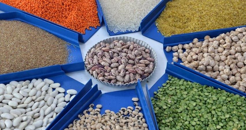 Bakan Pakdemirli: Nohut ve mercimek üretimi rekor seviyelere çıktı