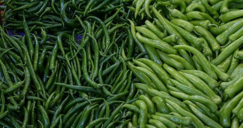 Martta fiyatı en fazla artan ürün sivri biber