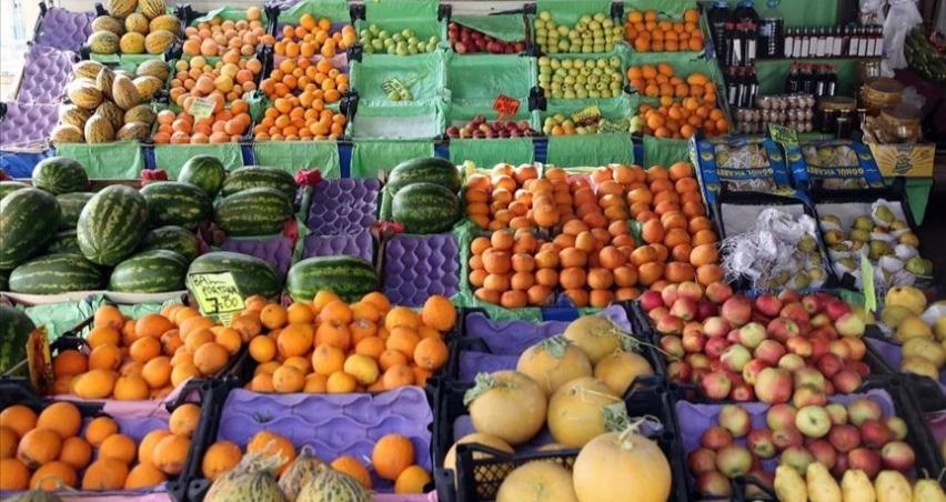 Yaş sebze meyve mamulü ihracatı 1 milyar 24 milyon dolara ulaştı