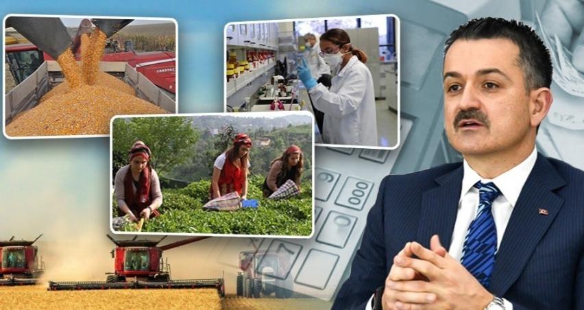 Üreticiye yaklaşık 420 milyon liralık destek ödemeleri bugün başlıyor