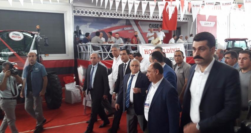 Kırşehir Tarım ve Hayvancılık fuarı açıldı