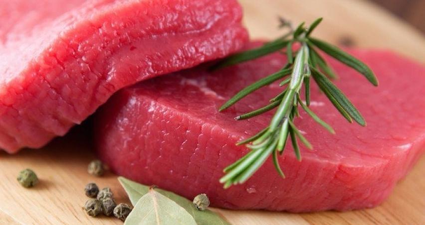 Kırmızı et üretiminde artış!