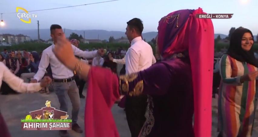 Ahırım Şahane'de düğün heyecanı!