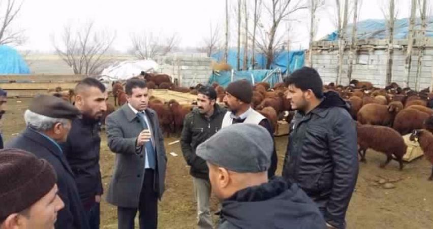 Iğdır'da genç çiftçilere büyük destek!
