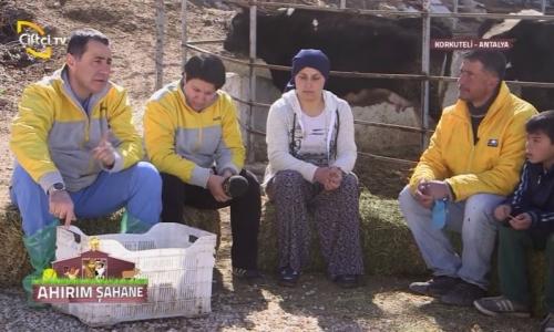 Ahırım Şahane 2.Sezon 20.Bölüm Antalya/Korkuteli