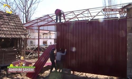 Ahırım Şahane 2.Sezon 23.Bölüm Antalya/Elmalı