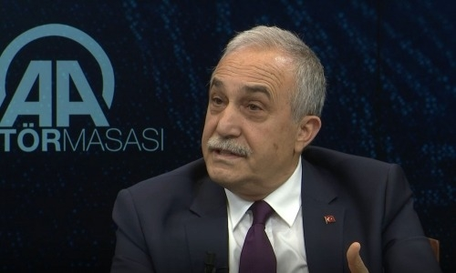 Gıda Tarım ve Hayvancılık Bakanı Ahmet Eşref Fakıbaba'dan önemli açıklamalar
