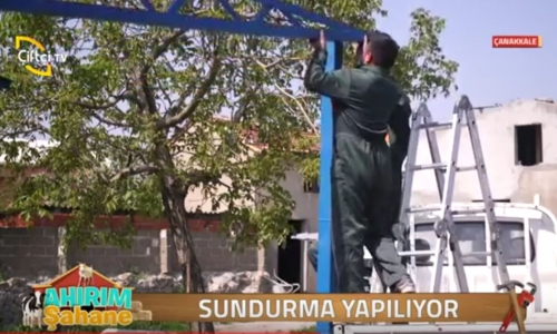 Ahırım Şahane 3.Sezon 17.Bölüm
