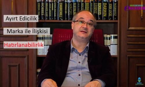 Marka Yönetimi 2. ders / Prof. Dr. Çağatan Taşkın